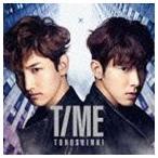 東方神起 / TIME(通常盤/CD+DVD ※LIVE映像他収録/ジャケットB) [CD]