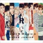 SUPER JUNIOR/Devil/Magic(CD+DVD)(CD)