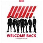 iKON/WELCOME BACK -COMPLETE EDITION-(通常盤/CD+DVD+スマプラ)(CD)
