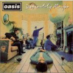 オアシス/DEFINITELY MAYBE(CD)