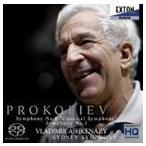 ウラディーミル・アシュケナージ(cond) / プロコフィエフ: 交響曲第1番 古典交響曲&第5番(HQ-Hybrid CD) [CD]