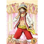 ONE PIECE ワンピース 19THシーズン ホールケーキアイランド編 piece.1(DVD)