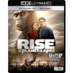 猿の惑星 創世記 ジェネシス  2枚組  4K ULTRA HD   Blu-ray
