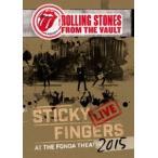 ザ・ローリング・ストーンズ/スティッキー・フィンガーズ〜ライヴ・アット・ザ・フォンダ・シアター2015(通常盤)(Blu-ray)