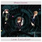 3Peace☆Lovers / Love Evolution(Type-A/CD+DVD ※Love Evolution MV+メイキング映像A) [CD]