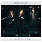 3Peace☆Lovers / Love Evolution(Type-B/CD+DVD ※Love Evolution MV+メイキング映像B) [CD]