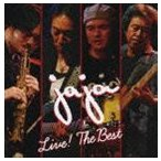 jaja / LIVE!THE BEST [CD]