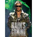 Rain(ピ)/RAIN'S COMING〜RAIN WORLD TOUR PREMIERE(通常盤)(DVD)