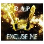 B.A.P / EXCUSE ME(通常盤/Type-A/CD+DVD) [CD]