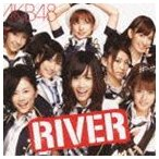AKB48/RIVER(CD+DVD)(CD)