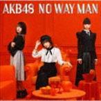 AKB48 / NO WAY MAN(通常盤/Type C/CD+DVD) (初