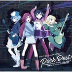 THE ROLLING GIRLS / TVアニメ「ローリング☆ガールズ」ベストアルバム::ロリガ・ロック・ベスト! 〜Songs of the mob, by the mob, for the mob〜 [CD]