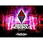 "三代目 J Soul Brothers LIVE TOUR 2017""UNKNOWN METROPOLIZ""(通常盤)(DVD)"