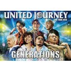 GENERATIONS LIVE TOUR 2018 UNITED JOURNEY(通常盤) [DVD]