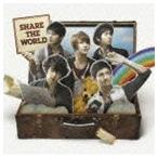 東方神起/Share The World/ウィーアー!(CD+DVD/ジャケットA)(CD)