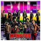 EXILE / THE MONSTER〜Someday〜(ジャケットA/CD+DVD) [CD]