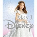 May J. / May J.sings Disney(超豪華盤/2CD+DVD) [CD]