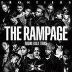 THE RAMPAGE from EXILE TRIBE/FRONTIERS(CD+DVD)(CD)