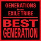GENERATIONS from EXILE TRIBE/BEST GENERATION (International Edition)(CD+DVD)(CD)