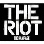 THE RAMPAGE from EXILE TRIBE / THE RIOT��CD��2DVD�� [CD]