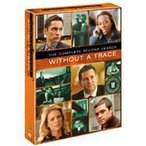 WITHOUT A TRACE/FBI失踪者を追え!〈セカンド・シーズン〉コレクターズ・ボックス(DVD)