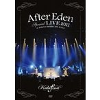 After Eden  Special LIVE 2011 at TOKYO DOME CITY HALL  DVD