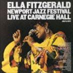 エラ・フィッツジェラルド/ライヴ・アット・カーネギー・ホール(期間生産限定スペシャルプライス盤)(CD)