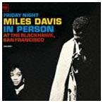 マイルス・デイビス(tp)/ブラックホークのマイルス・デイビス Vol.1(期間生産限定スペシャルプライス盤)(CD)