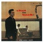 チェット・ベイカー(tp)/チェット・イズ・バック +4(期間生産限定スペシャルプライス盤)(CD)
