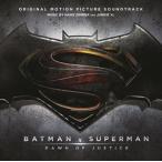 ハンス・ジマー(音楽)/「バットマン vs スーパーマン ジャスティスの誕生」オリジナル・サウンドトラック(CD)