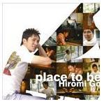 郷ひろみ/place to be(通常盤)(CD)
