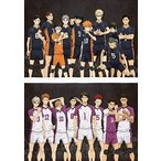 ハイキュー!! 烏野高校 VS 白鳥沢学園高校 Vol.1 Blu-ray(Blu-ray)