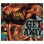 VAMPS/GET AWAY/THE JOLLY ROGER(初回生産限定盤A/CD+DVD)(CD)