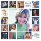 オリビア・ニュートン・ジョン/40/40〜ベスト・セレクション(限定盤/SHM-CD) ※アンコールプレス(CD)