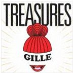GILLE / TREASURES(通常盤) [CD]
