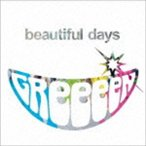 GReeeeN / beautiful days(初回限定盤/CD+DVD) [CD]