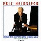 エリック・ハイドシェック(p)/モーツァルト ピアノ・ソナタ全集Vol.V(SHM-CD)(CD)