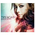 倉木麻衣 / TRY AGAIN(初回限定盤/CD+DVD ※TRY AGAIN Music Clip収録) [CD]