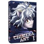 HUNTER×HUNTER ハンターハンター キメラアント編 DVD-BOX Vol.1(DVD)