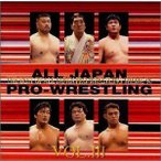 �����ܥץ�쥹�ơ��������� vol.3 THE BEST OF ALL JAPAN PRO-WRESTLING THEME��98(CD)