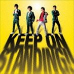 THE TON-UP MOTORS / KEEP ON STANDING!!(通常盤) [CD]