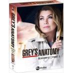 グレイズ・アナトミー シーズン12 コレクターズBOX Part2(DVD)
