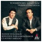 マキシム・ヴェンゲーロフ(vn)/チャイコフスキー&グラズノフ:ヴァイオリン協奏曲(初回生産限定盤/来日記念盤/SHM-CD)(CD)