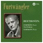 ヴィルヘルム・フルトヴェングラー(cond)/ベートーヴェン:交響曲第6番 田園 &第8番(ハイブリッドCD)(CD)