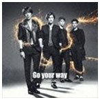 CNBLUE/Go your way(初回限定盤A/CD+DVD)(CD)