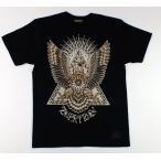 ZEPHYREN | ゼファレン / Eagle Symbolism S/S Tee  / 半袖Tシャツ 【 BLACK 】ZET1421