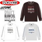 レフラー 長袖Tシャツ leflah LEFLAH RawCulロンTee ローカルロンt ワニマ 18aw mvp2