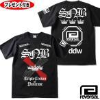 リバーサル tシャツ reversal REVERSAL SNB TRIPLE CROWN TEE 砂辺光久 コラボアイテム ビッグマーク 半袖Tシャツ