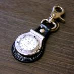 Watch - メッセージ・名入れ「キーホルダー型時計」  父の日2018  誕生日 結婚記念 還暦 退職 のお祝いに