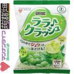 蒟蒻畑 ララクラッシュ マスカット味 24g×8 (特定保健用食品) / マンナンライフ 蒟蒻畑